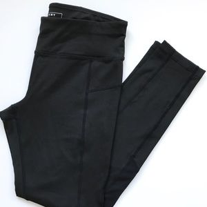 DKNY Black Workout Leggings - Small